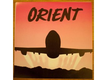 "ORIENT - Dying For Love 7"" 1987 RARE SCANDINAVIAN AOR"