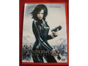UNDERWORLD EVOLUTION - KATE BECKINSALE, SCOTT SPEEDMAN - DVD