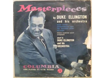 Duke Ellington And His Orchestra-Masterpieces / LP
