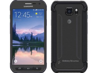 Samsung Galaxy S6 ACTIVE - Exklusiv Special Model - Olåst!!!