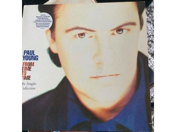 Vinyl Paul Young - From time to time The single collection