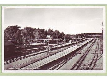 Rimbo järnvägsstation. - Sollentuna - Rimbo järnvägsstation. - Sollentuna