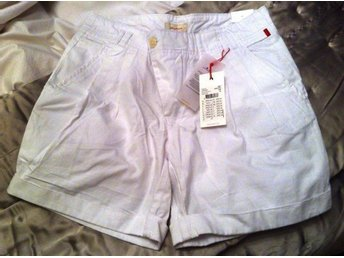 Vita shorts fr Jackpot, stl 36 - Stockholm - Vita shorts fr Jackpot, stl 36 - Stockholm