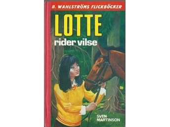 LOTTE RIDER VILSE - SVEN MARTINSON
