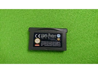 Harry Potter And The Prisoner of Azkaban GBA Gameboy Advance