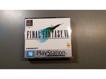 Final Fantasy 7 (platinum,psx)