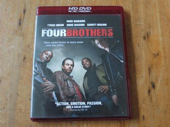 FOUR BROTHERS (HD DVD) Mark Wahlberg