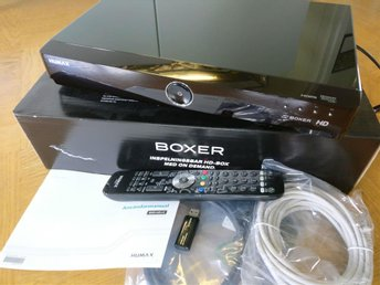 HUMAX BXR-HD+2 BOXER PVR 500GB DIGITALBOX