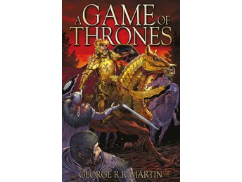 Game of thrones - Kampen om Järntronen. Vol 4 9789187877063