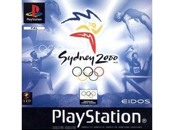 Sydney 2000 - Playstation - Varberg - Sydney 2000 - Playstation - Varberg
