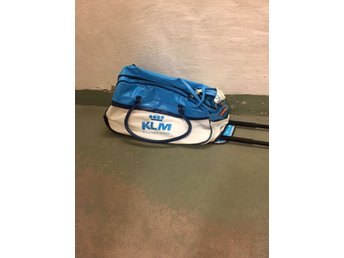 KLM trolley bag