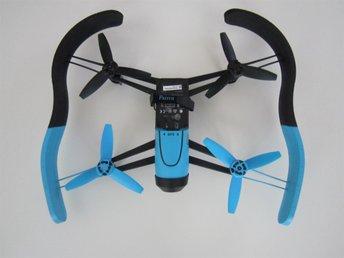 Parrot Bebop Drone Blå med Skycontroller - Ludvika - Parrot Bebop Drone Blå med Skycontroller - Ludvika