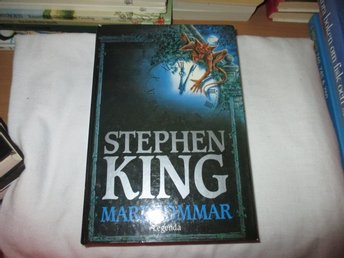 Stephen King - Mardrömmar /Kartonage