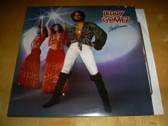 Leroy Gomez - Gypsy Woman LP 1978