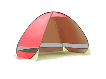 Outdoor UV Sun Shade Shelter Triangle Beach Tent Canopy Portable Camping Party