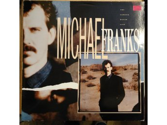 Michael Franks - The Camera Never Lies, LP