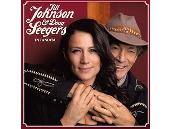 Johnson Jill & Doug Seegers: In tandem 2015 (CD)