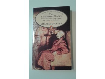 """The chrismas books"" Charles dickens. Penguin popular classics"