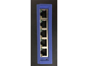 SPIDER 5TX Hirschmann industriell Ethernet-switch 5x 10/100 RJ45,