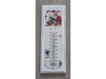 Jul termometer, Shabby Chic