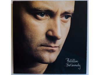 PHIL COLLINS-.....But Seriously, Tyskland 1989