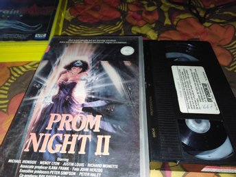 Prom night 2 - Hello Mary-Lou (1987) Svensk Rental Hyr