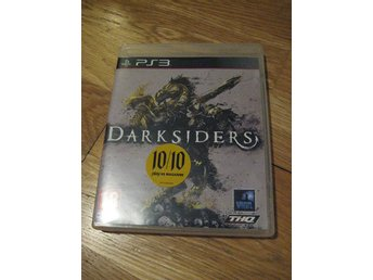 Darksiders PS3  action äventyr