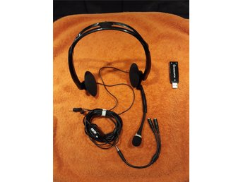 Plantronics Audio 470 USB Headset