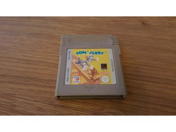 Tom & Jerry Nintendo Gameboy SCN