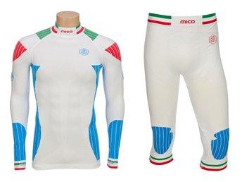 MICO Official FISI Italy Underställ Underkläder X Bionic Vinter L / XL / XXXL - Poland - MICO Official FISI Italy Underställ Underkläder X Bionic Vinter L / XL / XXXL - Poland