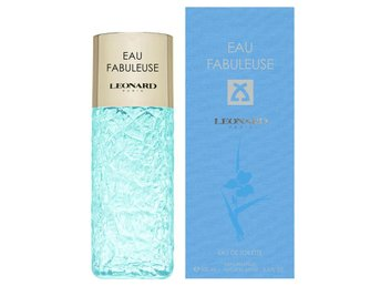Leonard - Eau Fabuleuse - Eau de Toilette 100ml 3.3 fl.oz Spray - Gentilly - Leonard - Eau Fabuleuse - Eau de Toilette 100ml 3.3 fl.oz Spray - Gentilly