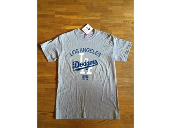 Los Angeles Dodgers MLB T-Shirt Majestic Small