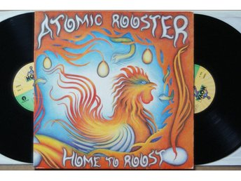 Atomic Rooster – Home To Roost – LP2 - Norrahammar - Atomic Rooster – Home To Roost – LP2 - Norrahammar