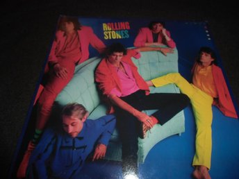 Rolling Stones - Dirty work - LP - 1986