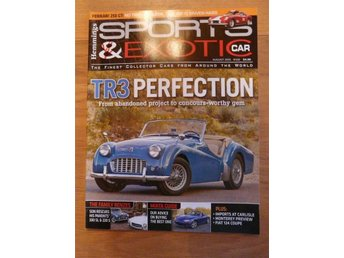Hemmings Sports & Exotic Car August 2015