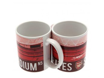 Arsenal Mugg Emirates