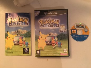 Pokemon Channel Nintendo Gamecube