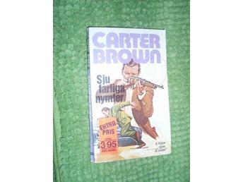 Carter Brown 146 - Sju farliga nymfer - Norsjö - Carter Brown 146 - Sju farliga nymfer - Norsjö