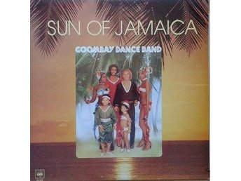 Goombay Dance Band title* Sun Of Jamaica* Disco LP EU