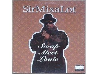 Sir Mix-A-Lot title* Swap Meet Louie Hip-Hop 90's Golden 12""