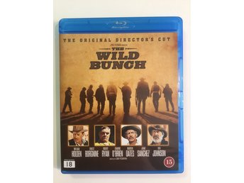 The Wild Bunch - The Original Directors Cut - UTGÅTT
