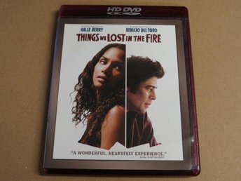 THINGS WE LOST IN THE FIRE (HD DVD) Halle Berry
