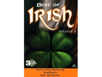 Best of Irish vol 3 (3 DVD)
