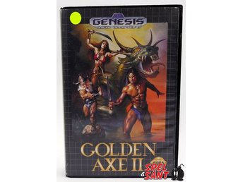 Golden Axe II (2) (Amerikansk Version)
