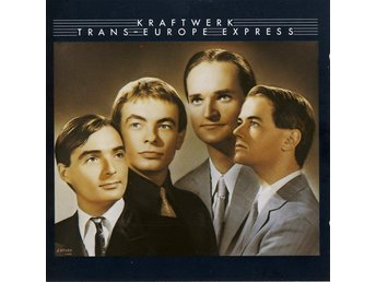 KRAFTWERK-Trans Europe Express-Cd 1987-Electro Synth