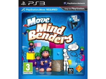 Move Mind Benders - Playstation 3