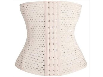 Breathable Waist Tummy Girdle Belt Sport Body Shaper Trainer Control Corset