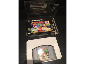 Diddy Kong racing Nintendo 64 n64
