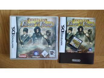 Nintendo DS: Prince of Persia Battles