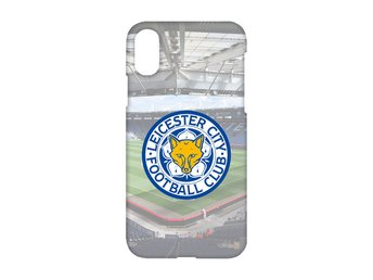 Leicester City iPhone XS Max Skal
